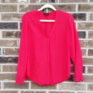 NWOT 100% silk J.Crew blouse, 2